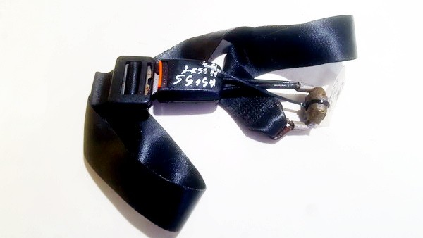 Volkswagen  Passat Seat belt holder (Seat belt Buckle) rear middle