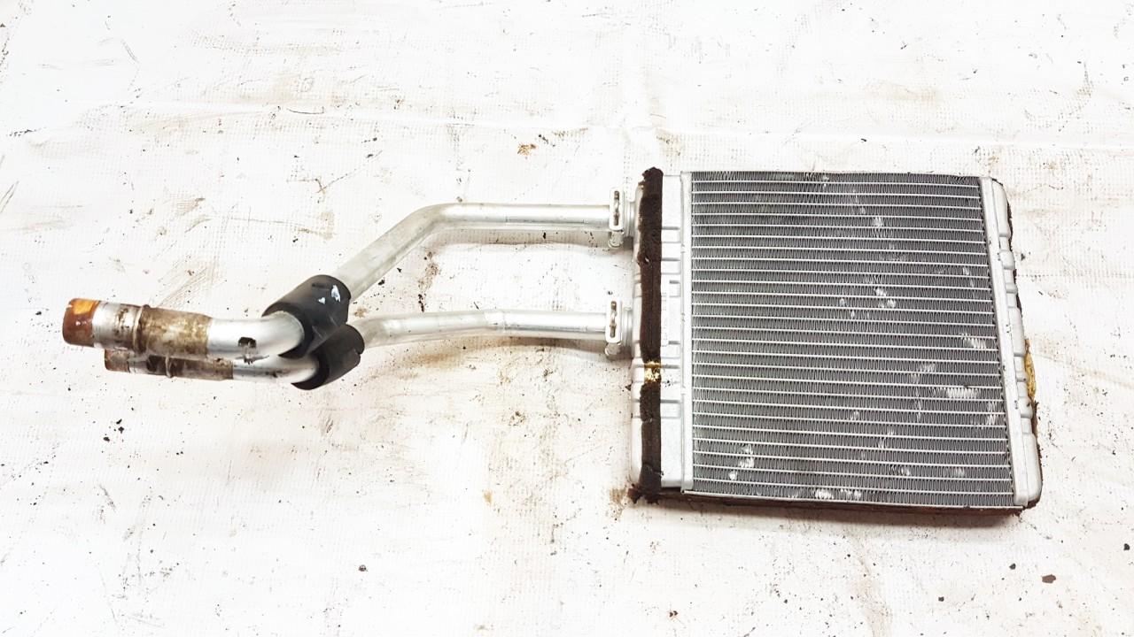 Opel  Zafira Salono peciuko radiatorius
