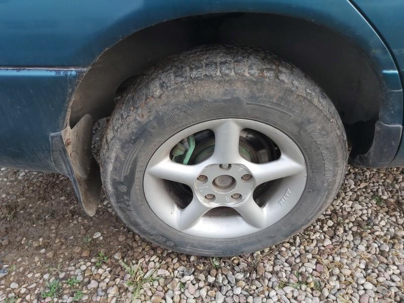 Lietu ratu komplektas R14 Mazda 626 1994    2.0 used