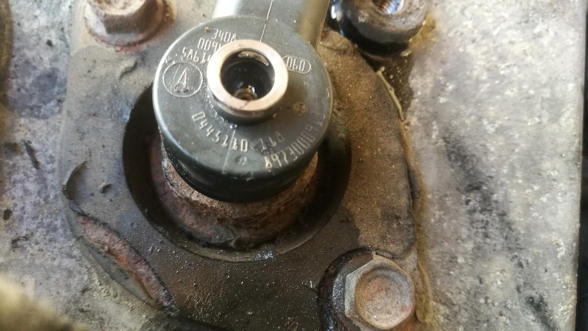 Форсунка 0445110118 8973000913 Opel ASTRA 1998 2.0