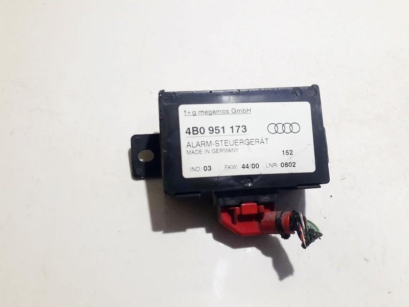 Signalizacijos blokelis 4b0951173 748.01.01-01 Audi A6 2001 2.7