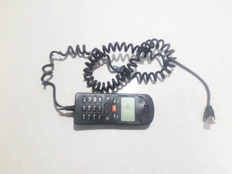 AUTO TELEPHONE, CRADLE Audi A6 2001    2.5 used