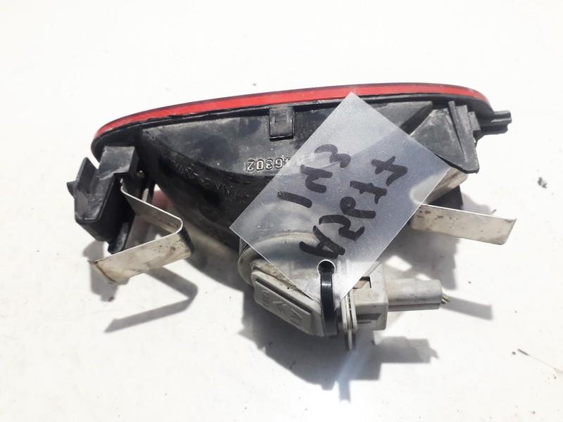 Ruko Zibintas G. galinis vidurinis Peugeot 206 2004    1.6 14G302