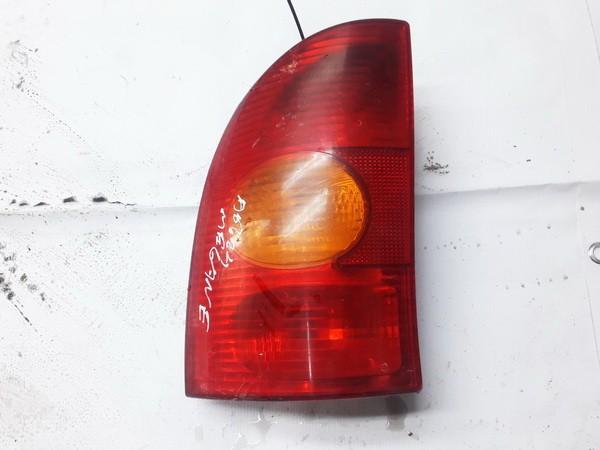 Renault  Megane Galinis Zibintas G.K.