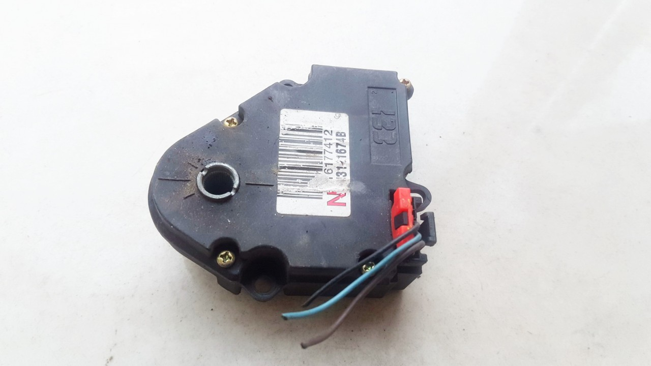 Peciuko sklendes varikliukas USED USED Chevrolet VENTURE 1999 3.4