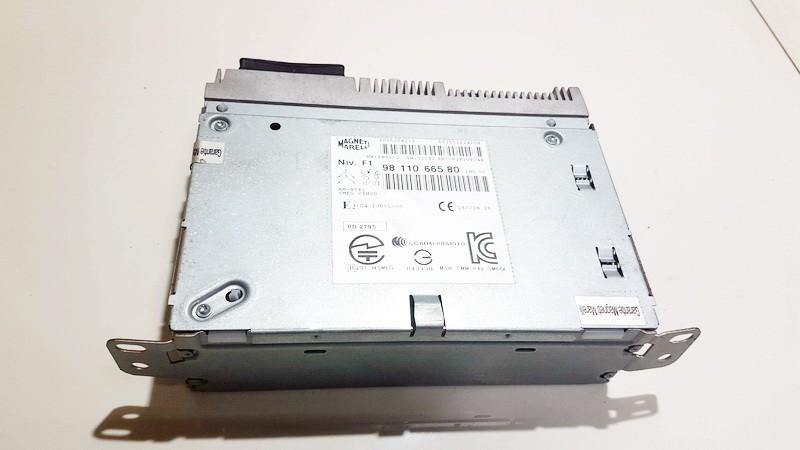 Navigation module (Navigation system) Peugeot 208 2018    0.0 9811066580