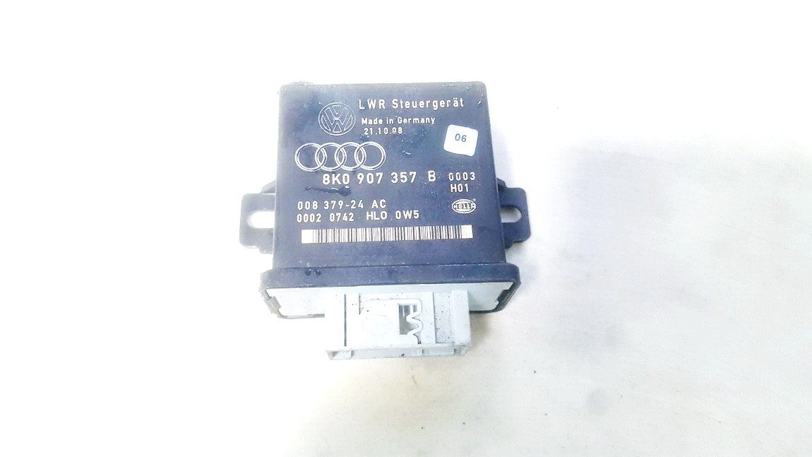 Electric window control unit Audi A5 2008    3.0 8k0907357b