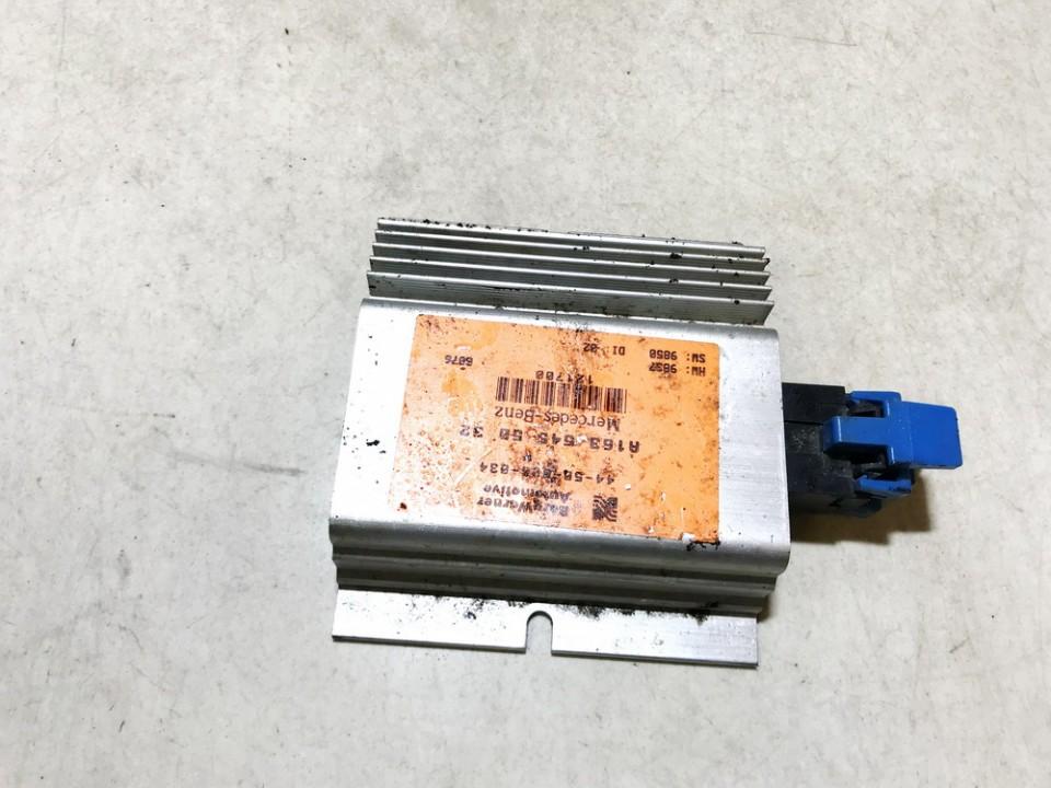 TRANSFER CASE CONTROL MODULE UNIT Mercedes-Benz ML-CLASS 2000    2.7 a1635455032
