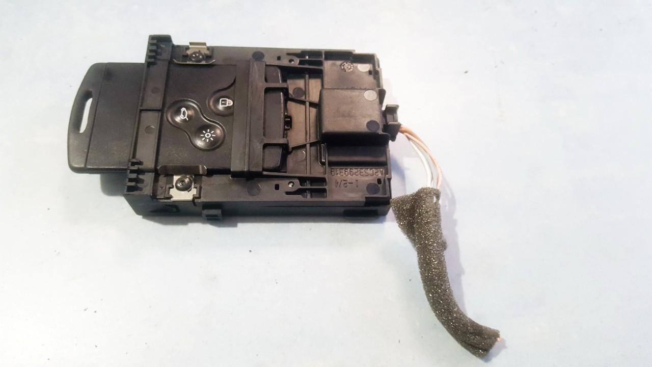 Key Card Reader (CARD READER IGNITION LOCK) Renault Megane 2009    1.5 A2C53217095