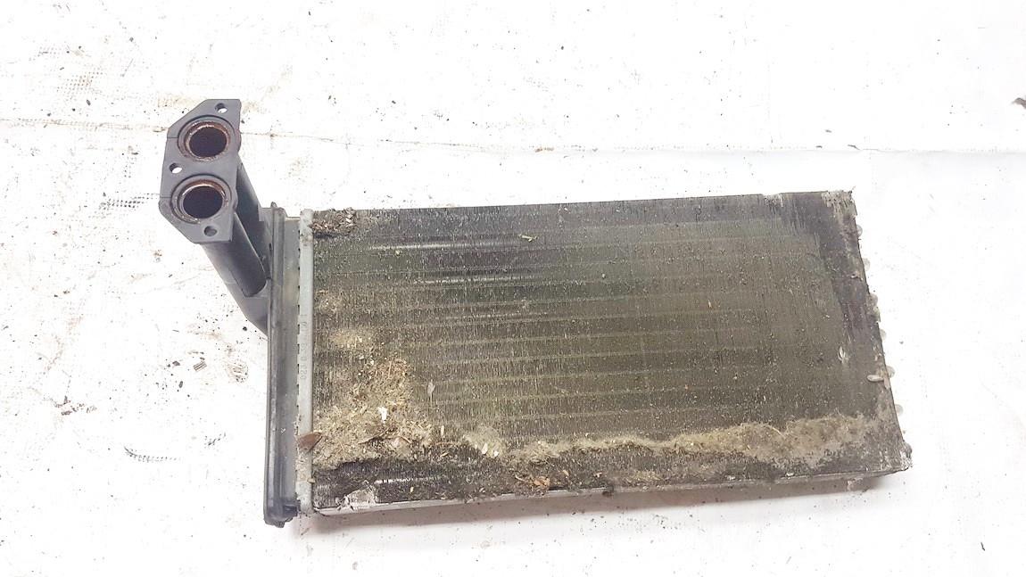 Salono peciuko radiatorius used used Volkswagen CADDY 2001 1.9
