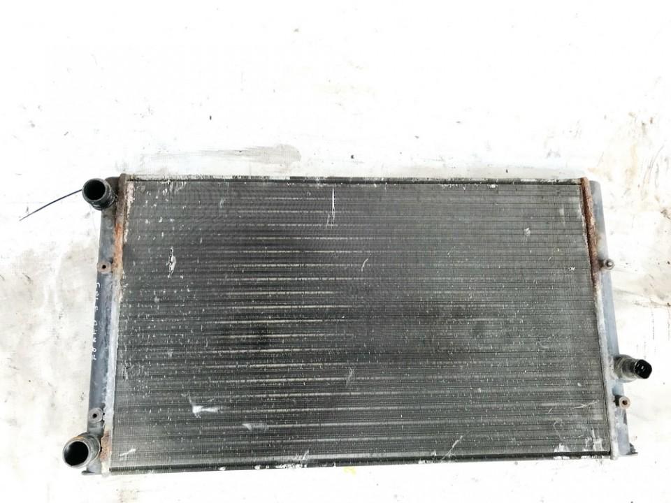 Vandens radiatorius (ausinimo radiatorius) used used Volkswagen GOLF 1992 1.4