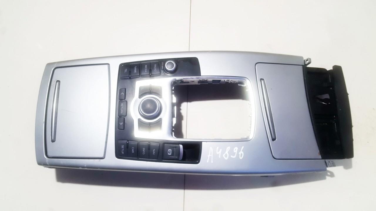 Borto kompiuterio valdymas Audi A6 2010    2.0 4F2864261