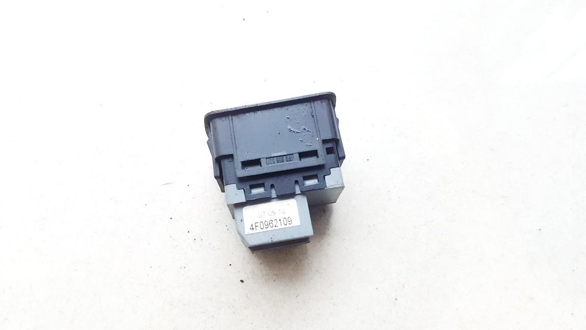 Signalizacijos isjungimo mygtukas Audi A6 2010    2.0 4f0962109