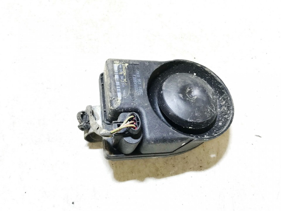 Signalizacijos sirena 4f2951285 used Audi A6 2007 2.0