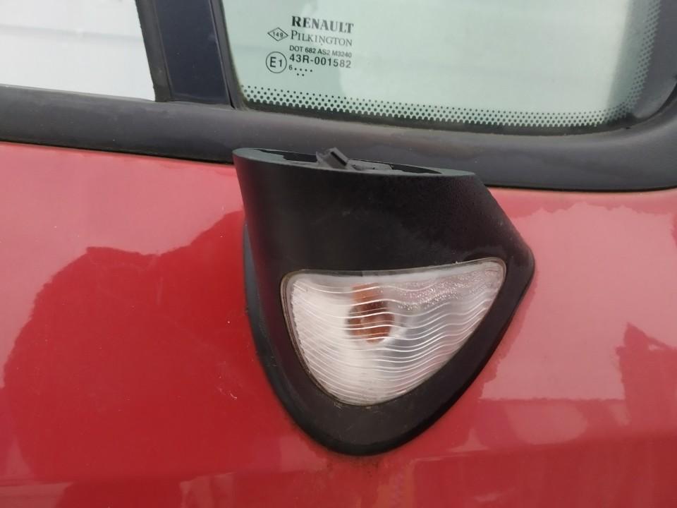 Posukis ant veidrodelio P.D. (priekinis desinys) Renault Modus 2007    1.2 used