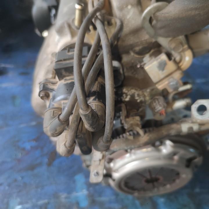 Trampliorius (kibirksties paskirstytojas) Mazda 323 1996    1.5 t2t60371