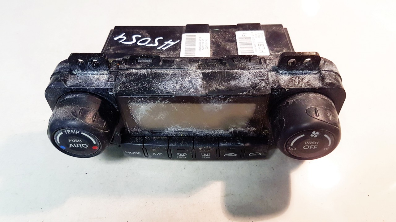 Climate Control Panel (heater control switches) Kia  Sportage