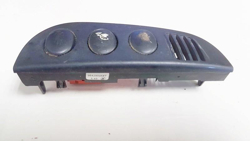 Kruizo kontroles mygtukas Citroen C3 2005    1.4 96429005xt