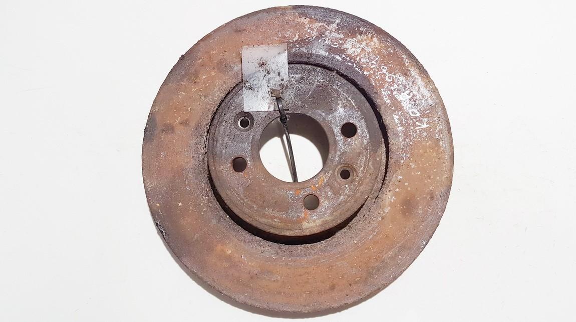 Renault  Scenic Priekinis stabdziu diskas