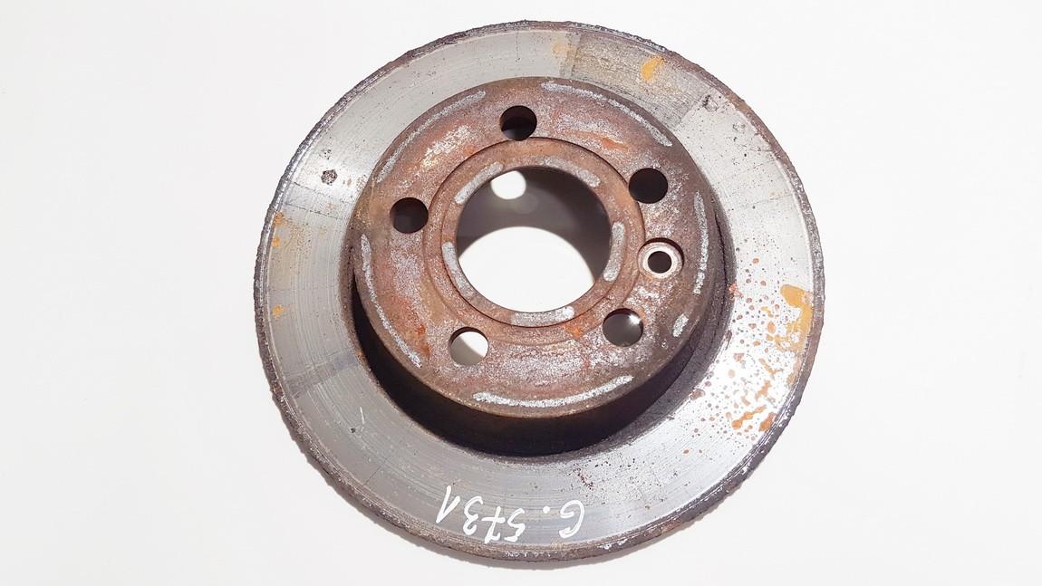 Ford  Galaxy Тормозной диск - задний