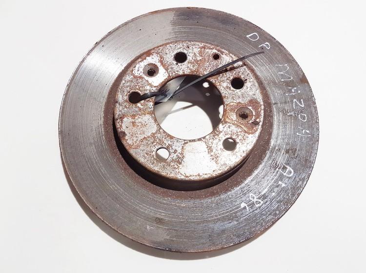 Mazda  6 Priekinis stabdziu diskas
