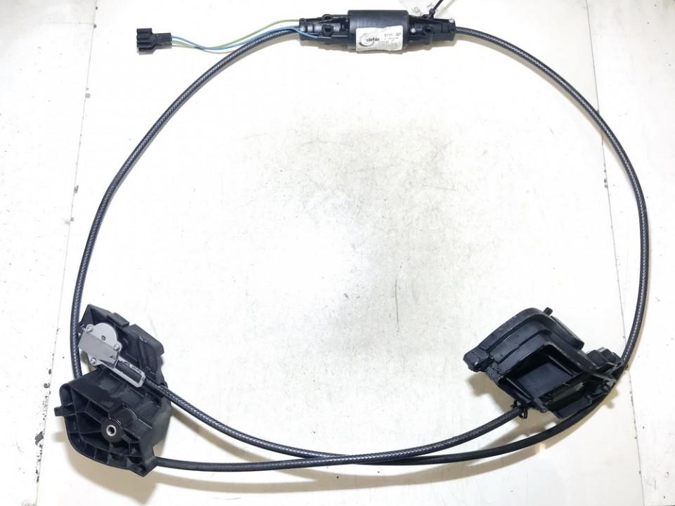 Electric Motor Drive Boot Cover Mercedes-Benz E-CLASS 2006    3.0 a2118203942