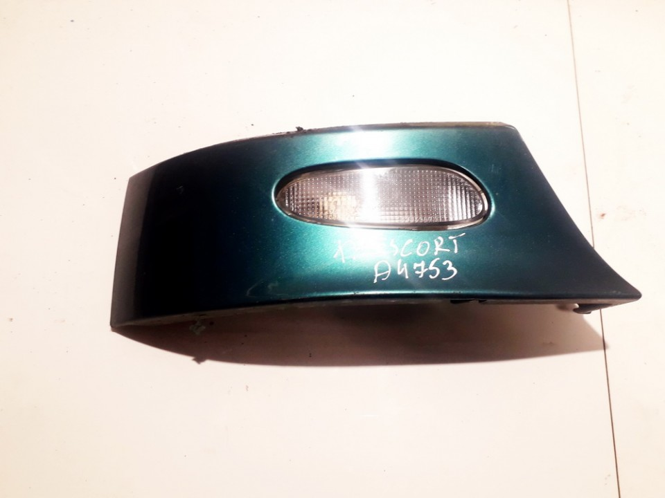 Posukis G.K. Ford Escort 1998    2.0 F7CB15B5603A