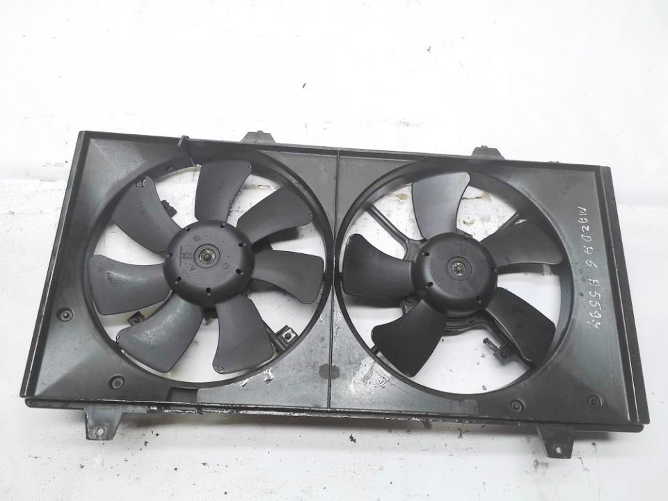 Mazda  6 Difuzorius (radiatoriaus ventiliatorius)