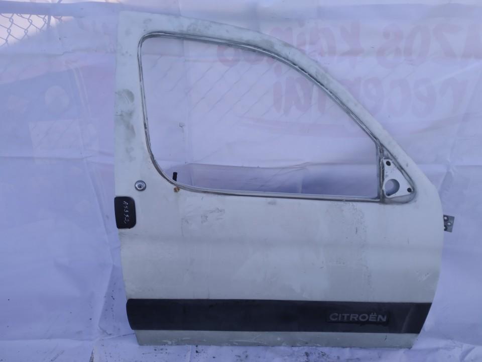 Doors - front right side balta used Citroen BERLINGO 2003 2.0