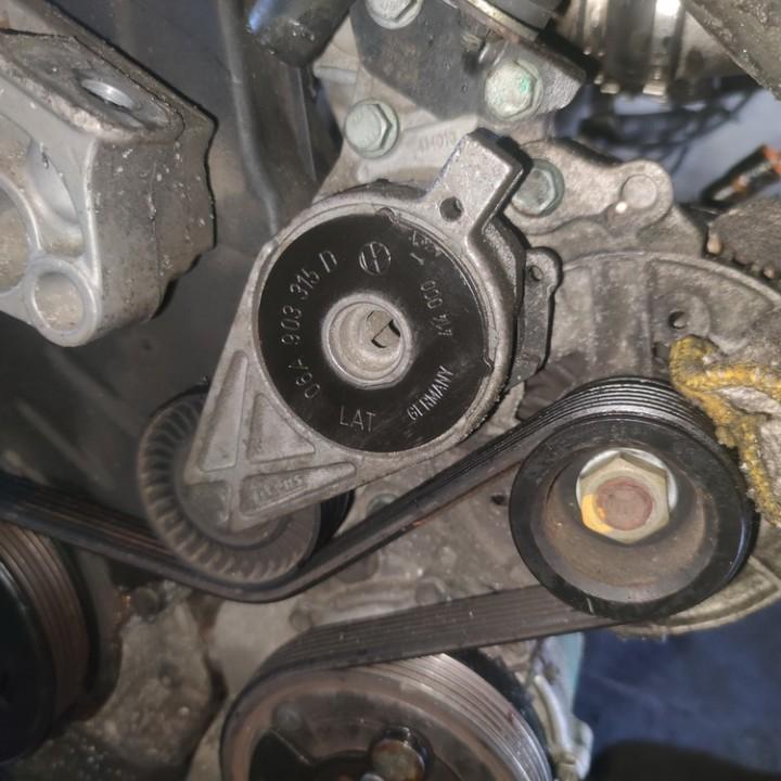 Audi  A3 Tensioner Belt (Gates Tensioner Pulley)