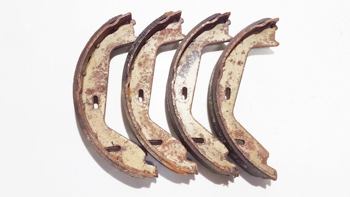 Brake Shoe Set, parking brake Volvo S60 2002    2.4 90r01873310