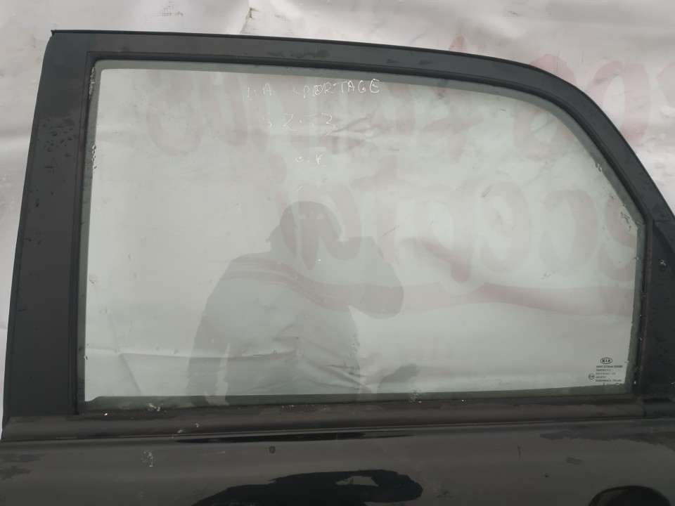 Kia  Sportage Door-Drop Glassrear left