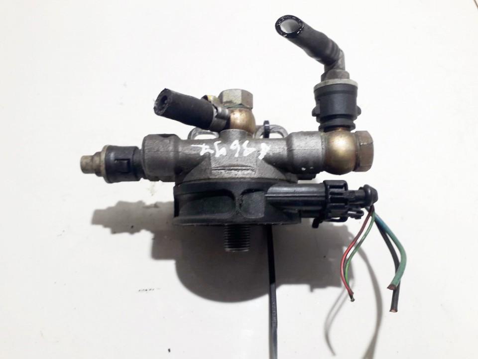 Kuro filtro sildytuvas Alfa-Romeo 156 2001    1.9 USED