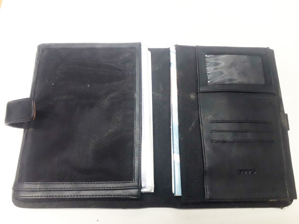 Manual Handbook Wallet (service manual) SAAB 9-3 2002    2.0 USED