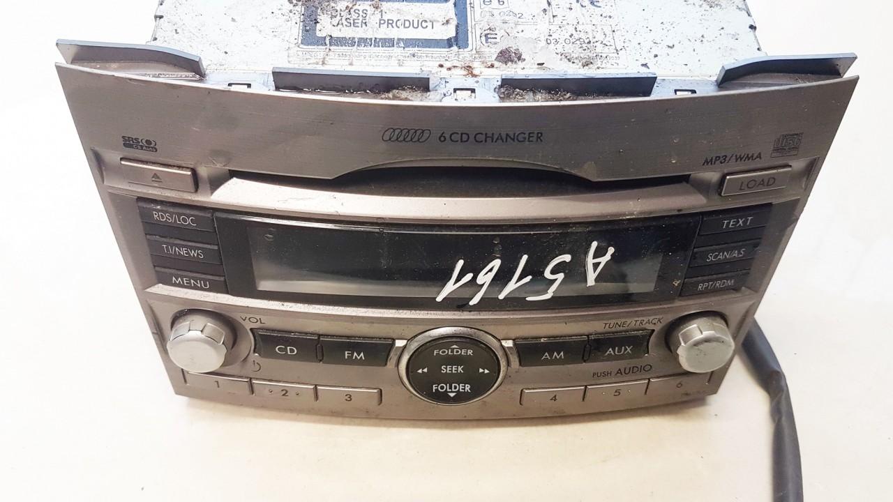 Automagnetola Subaru  Outback