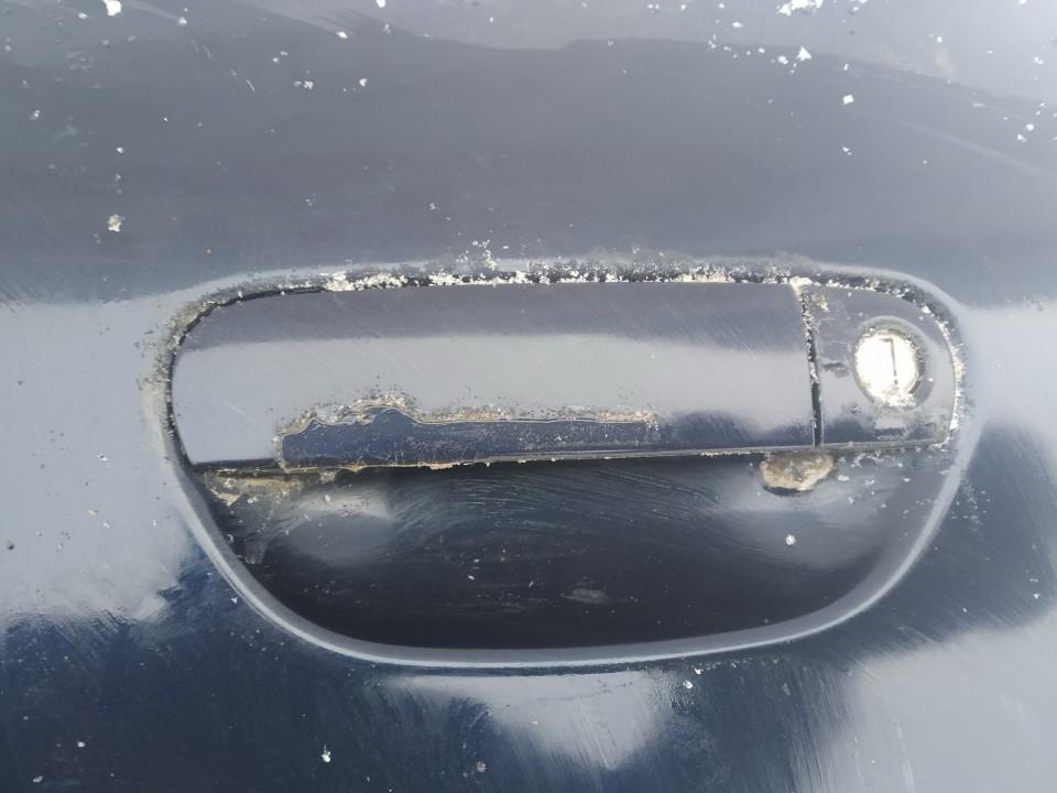Duru isorine rankenele P.K. used used Audi A3 2001 1.6