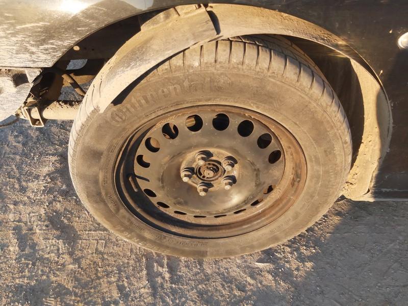 Skardiniu ratu komplektas R16 Peugeot 407 2006    1.6 used