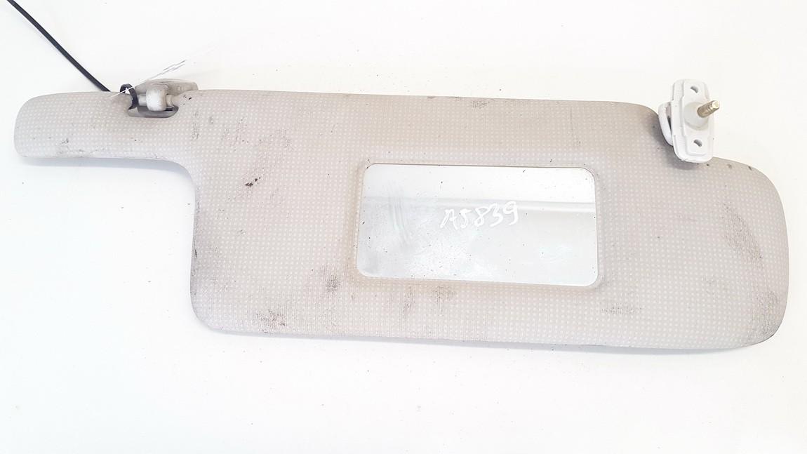 Audi  80 Apsauga nuo saules