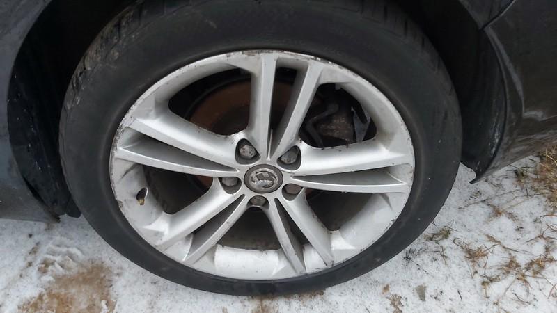 Lietu ratu komplektas R18 Opel Insignia 2010    2.0 used
