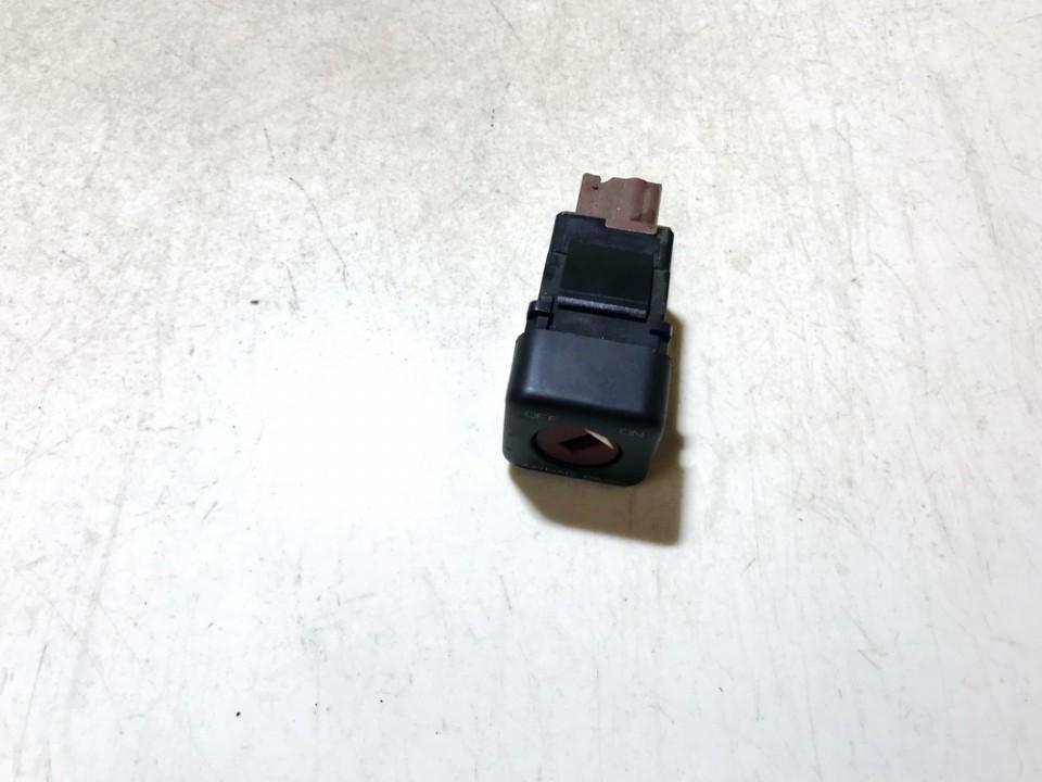 Peugeot  607 AIRBAG (SRS) isjungimo - ijungimo  mygtukas