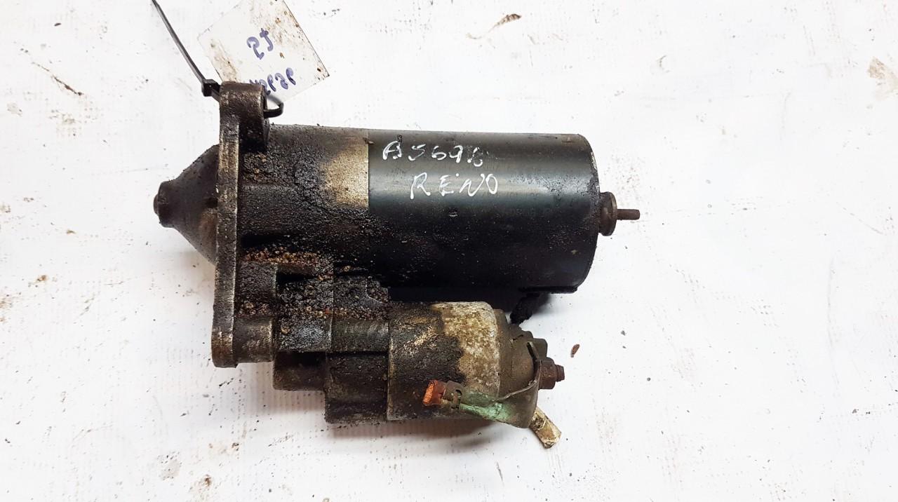 Starteris 7700865719 USED Renault ESPACE 1993 2.2