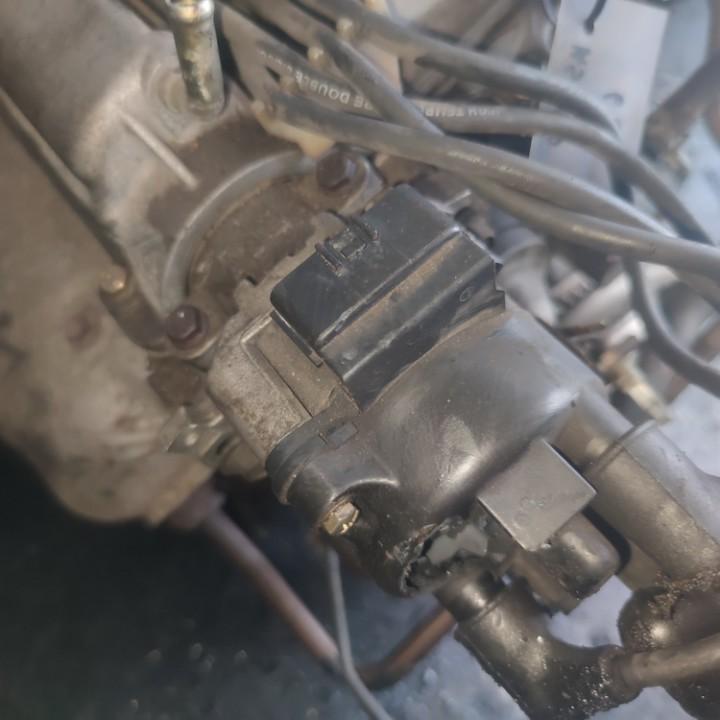 Trampliorius (kibirksties paskirstytojas) Mazda 323 1997    1.5 t2t60371