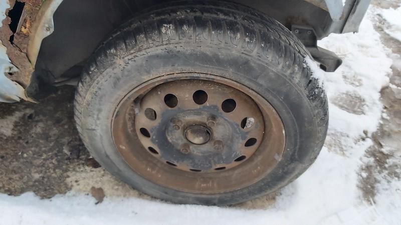 Skardiniu ratu komplektas R13 Ford KA 2005    1.3 used