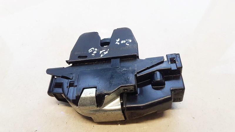 Peugeot  207 Rear Trunk Lid Lock Latch