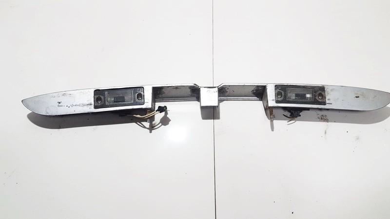Audi  A3 Galinio dangcio isorine apdaila (numerio apsvietimas)