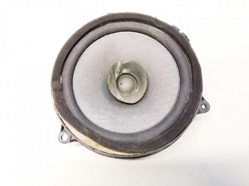 Mazda  2 Speaker (audio)