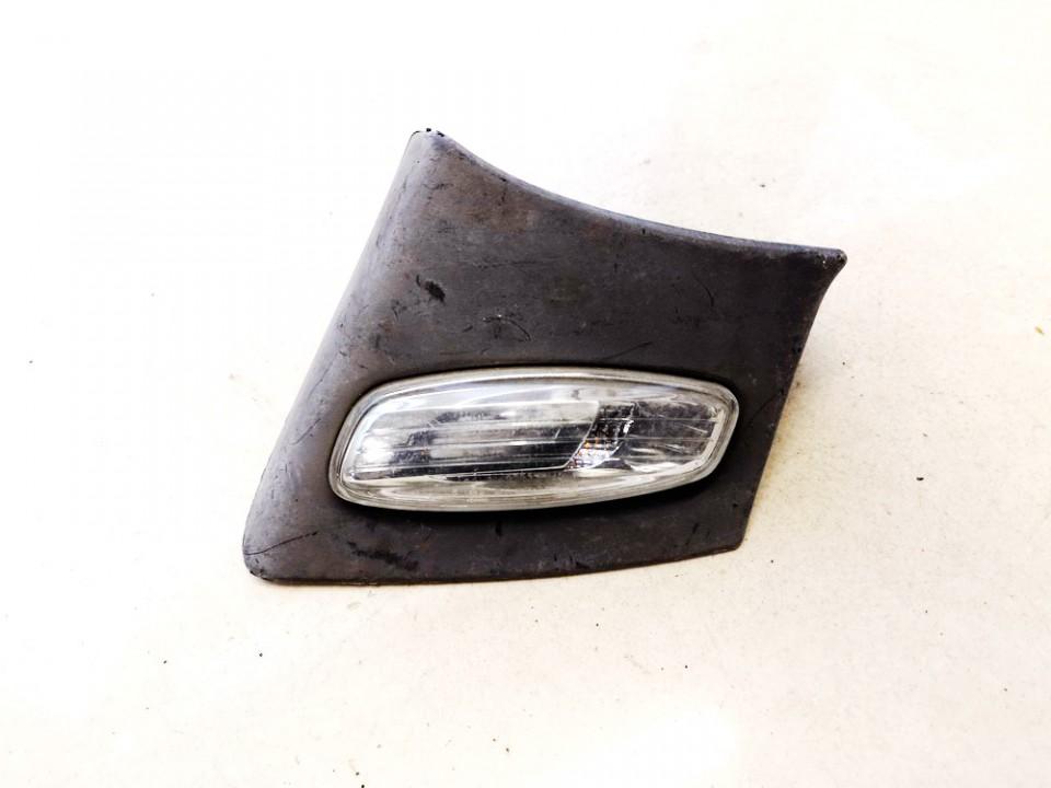 Peugeot  207 Mirror Indicator Turn Signal Light left side