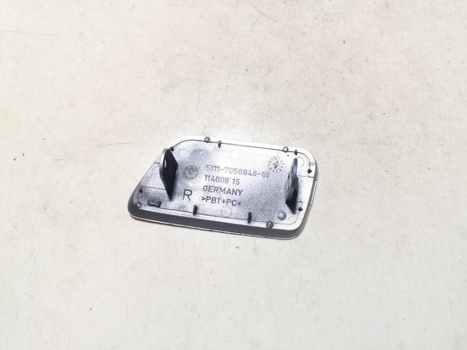 Zibintu apiplovimo dangtelis (xenon zibinto apiplovimo dangtelis) P.D. BMW 5-Series 2005    0.0 5111705694809