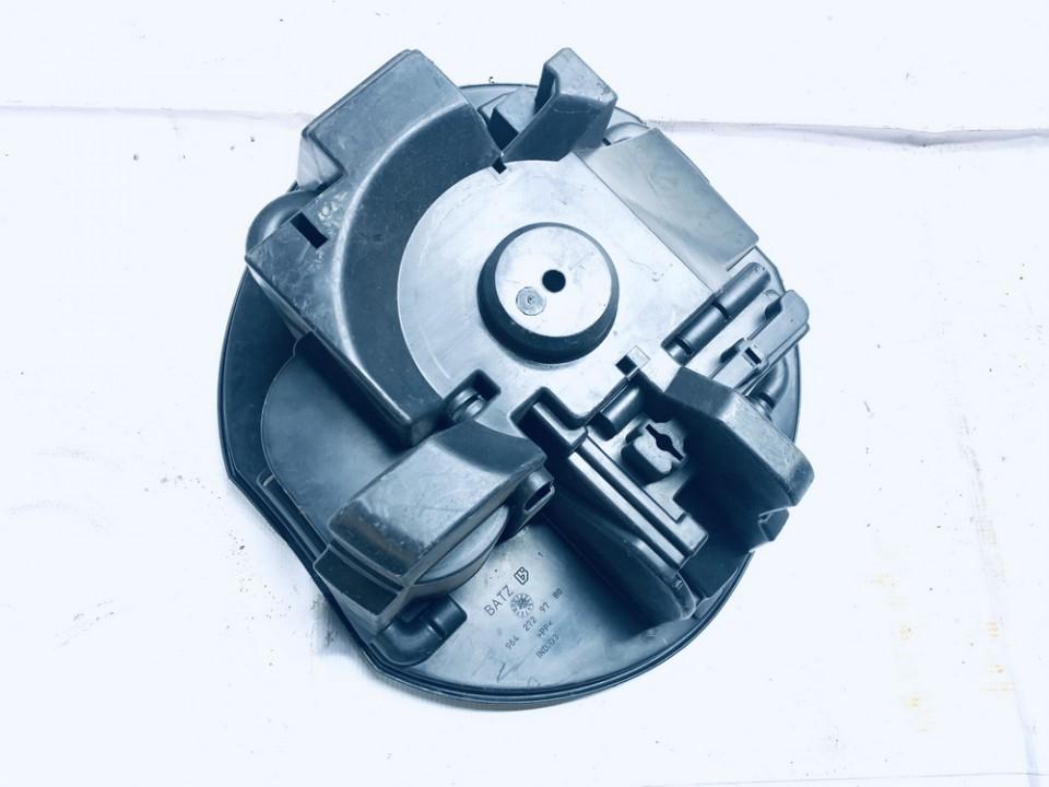 Spare wheel baggage dose (plastic bag) Citroen C3 2003    1.4 9642729780