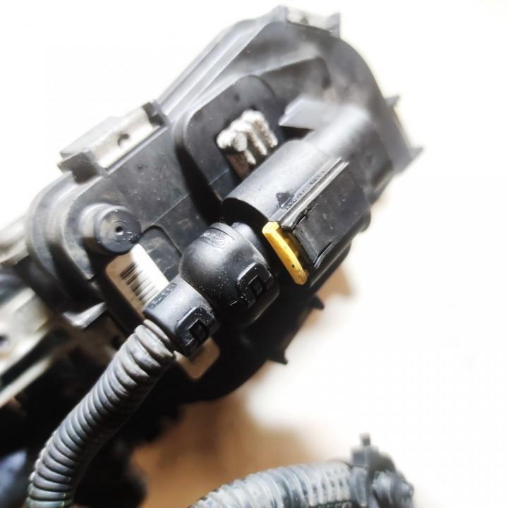 Kolektoriaus sklendziu varikliukas Opel Insignia 2010    2.0 tms2